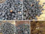 İzmir Granit küptaş bazalt küptaş uygulama ekibi Halil