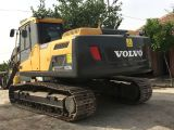 2021 VOLVO EC 220 DL--700 SAAT--0530 206 5237