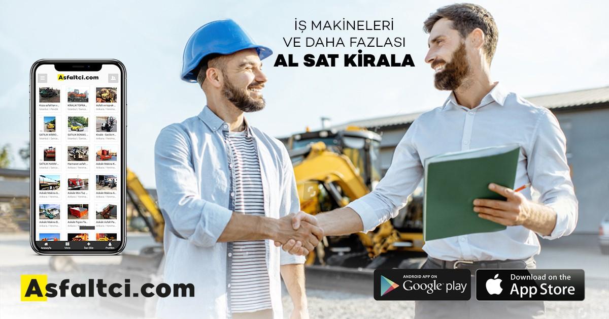 Asfaltci.com: Asfalt Makina Al Sat Kirala